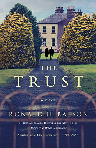 The Trust (Liam Taggart and Catherine Lockhart, Bk. 4)