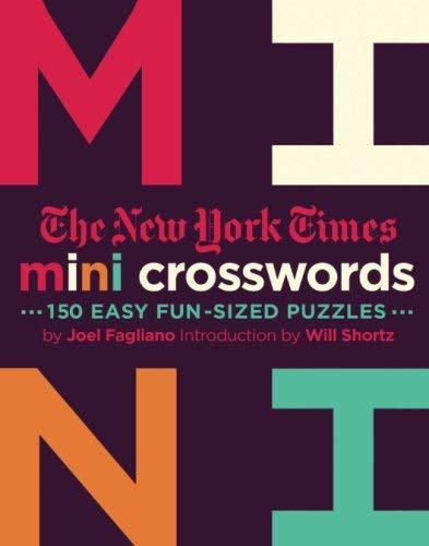 The New York Times Mini Crosswords (Volume 2)