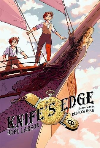 Knife's Edge (Four Points, Bk. 2)