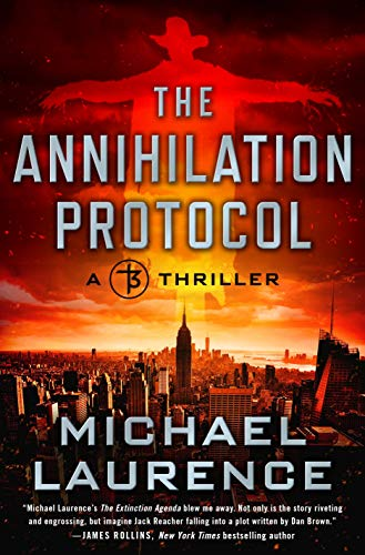 The Annihilation Protocol (Extinction Agenda, Bk. 2)