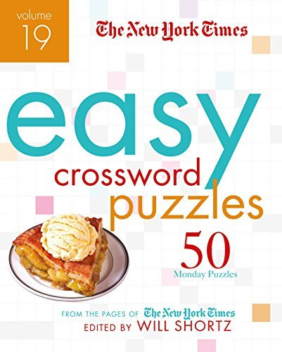 The New York Times Easy Crossword Puzzles (Volume 19)