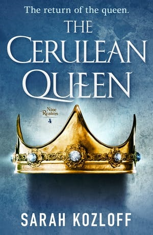 The Cerulean Queen (Nine Realms, Bk. 3)