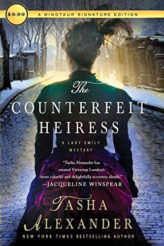 The Counterfeit Heiress: (Lady Emily Mysteries)