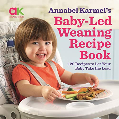 Baby-Led Weaning Recipe Book: 120 Recipes to Let Your Baby Take the Lead