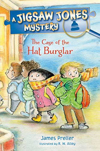 The Case of the Hat Burglar (A Jigsaw Jones Mystery)