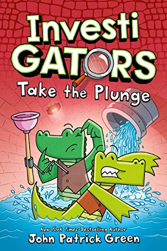 Take the Plunge (InvestiGators, Bk. 2)