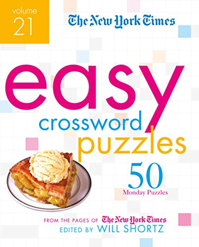 The New York Times Easy Crossword Puzzles (Volume 21)