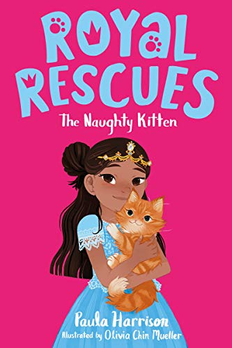 The Naughty Kitten (Royal Rescues, Bk. 1)