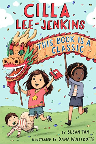 This Book Is a Classic (Cilla Lee-Jenkins, Bk. 2)