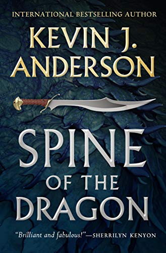 Spine of the Dragon (Wake the Dragon, Bk. 1)