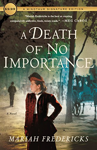 A Death of No Importance (Jane Prescott, Bk. 1)