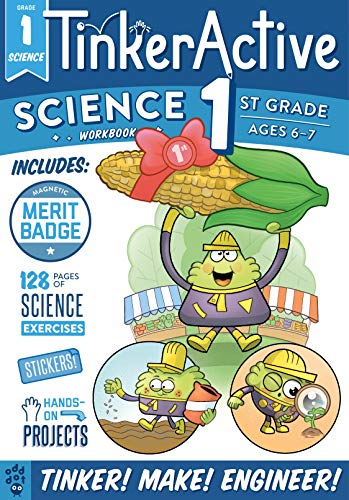 Science Workbook (TinkerActive, Grade 1)