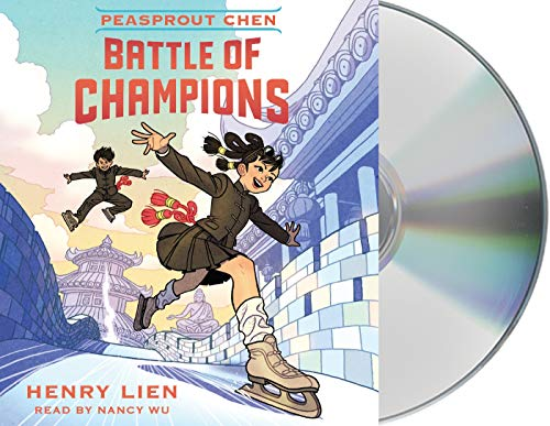 Battle of Champions (Peasprout Chen, Bk. 2)