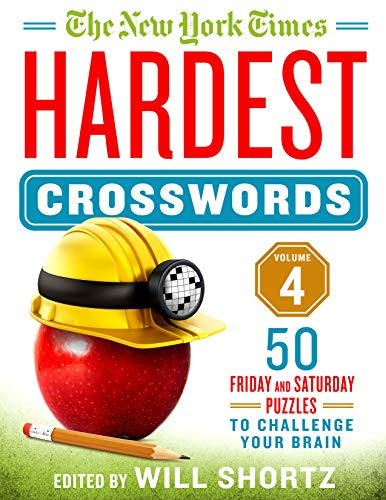 The New York Times Hardest Crosswords (Volume 4)