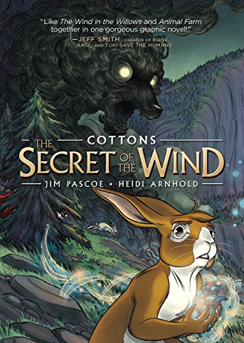 Cottons: The Secret of the Wind (Cottons, Vol. 1)