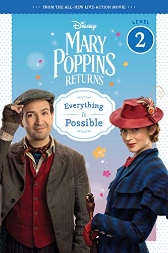Mary Poppins Returns: Everything Is Possible (Green Light Reader, Level 2)