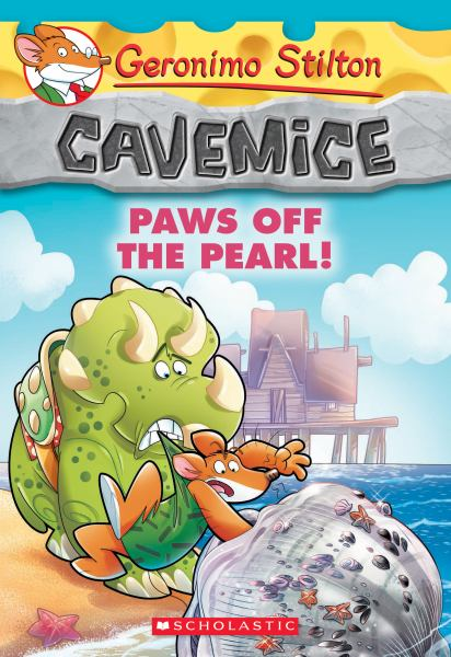 Paws Off the Pearl! (Cavemice, Bk. 12)