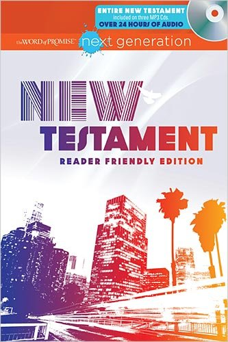 New Testament (The Word Of Promise Next Generation)
