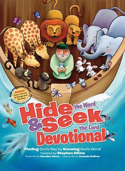 Hide the Word & Seek the Lord Devotional