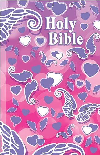 Angel Wings Holy Bible