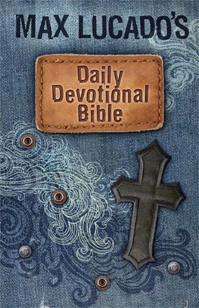 Max Lucado's Daily Devotional Bible (ICB)