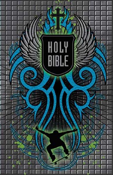 Skateboard Bible (ICB)