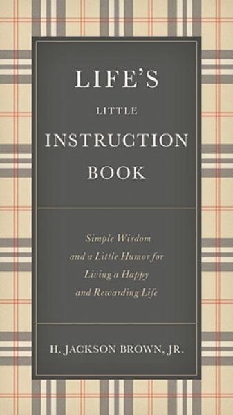 Life's Little Instruction Book