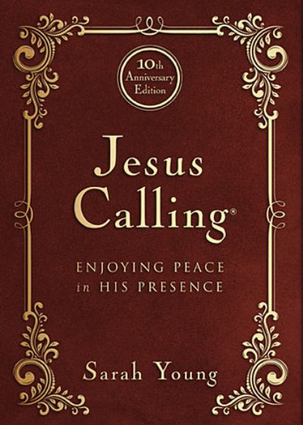 Jesus Calling (10th Anniversary Edition)