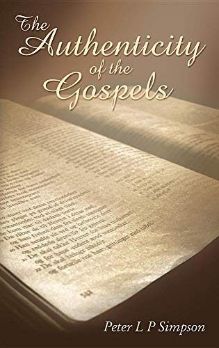 The Authenticity of the Gospels