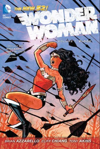Blood (Wonder Woman, Vol. 1)