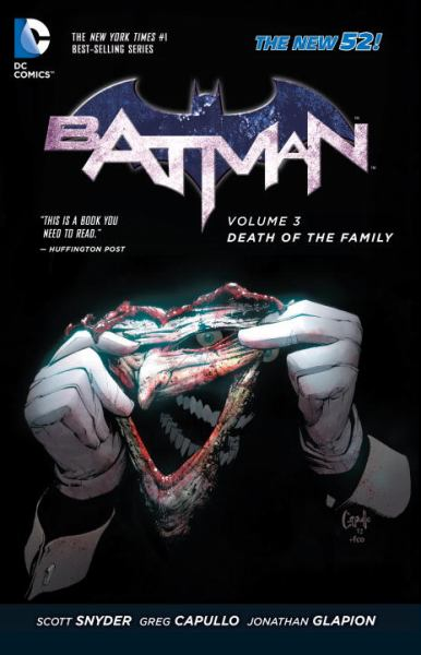Death of the Family (Batman, The New 52! Volume 3)