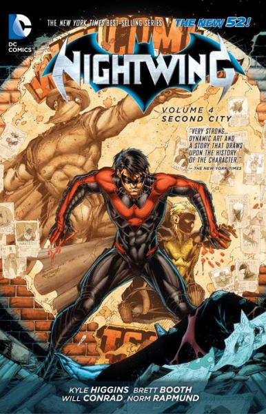 Second City (Nightwing, The New 52! Volume 4)