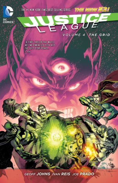 The Grid (Justice League, The New 52 Volume 4)