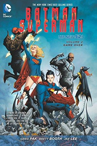 Batman/Superman,Vol.2: Game Over