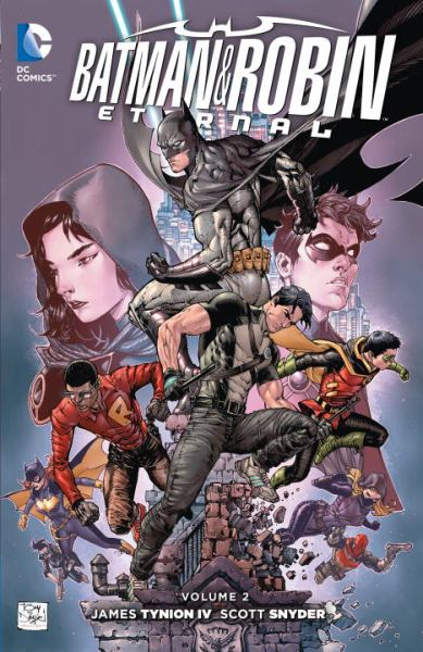 Batman & Robin Eternal (Volume 2)