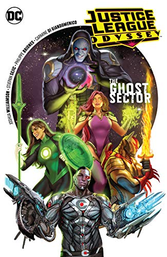The Ghost Sector (Justice League Odysey, Vol. 1)