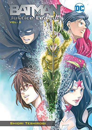 Batman and the Justice League (Volume 2)