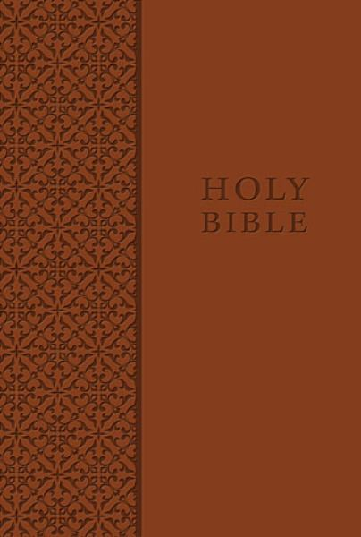 King James Study Bible (1033AU, Auburn Leathersoft)