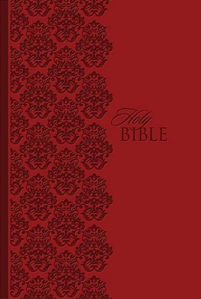 Personal Size King James Study Bible (KJV, 1033R - Ruby Leathersoft)