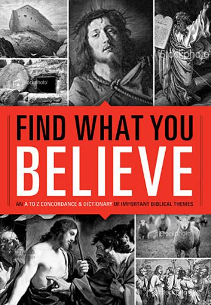 Find What You Believe