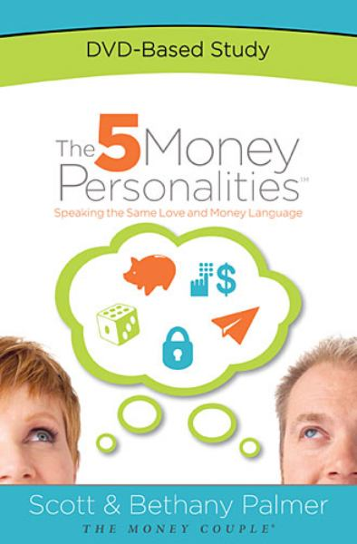 The 5 Money Personalities Kit (DVD-Based Study with 2 Guidebooks)