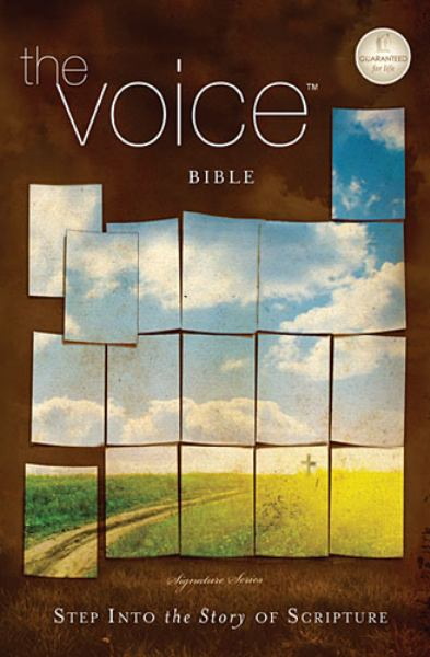The Voice Bible (2170, Signature Series)