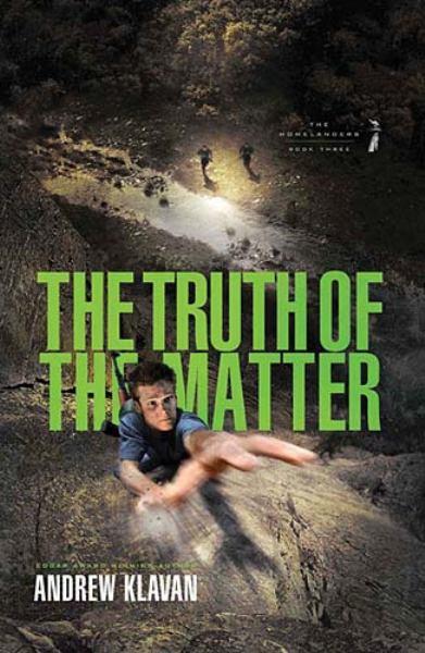 The Truth of the Matter (The Homelanders Bk.3)