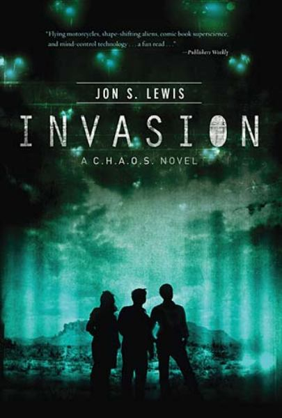 Invasion (The C.H.A.O.S. Trilogy)