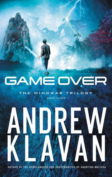 Game Over (Mindwar, Bk.3)