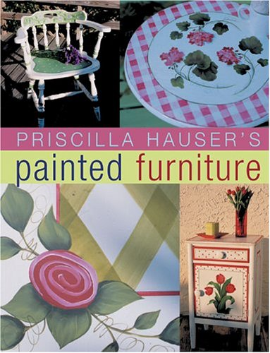 Priscilla Hauser's Painted Furniture