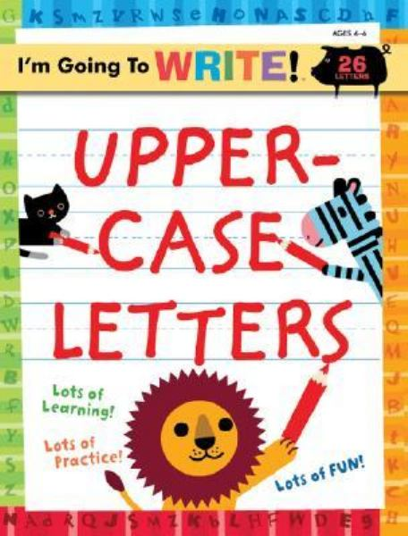 Upper-Case Letters (I'm Going To Write!)