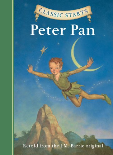 Peter Pan (Classic Starts) - BookOutlet.ca