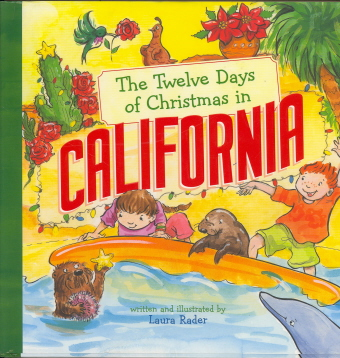 California (Twelve Days Of Christmas)