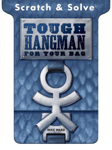 Scratch & Solve Tough Hangman for Your Bag (Scratch & Solve Series)